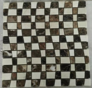 New Stone Marble Mosaic Tile (HSM219) pictures & photos