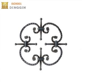 Wrought Iron Ornament with Grape Decoration pictures & photos