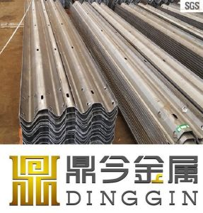 Q235 Zinc Coated Highway Guardrail for Road Fence Road Safety pictures & photos