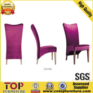 Luxury High Back Hotel Dining Room Chair pictures & photos