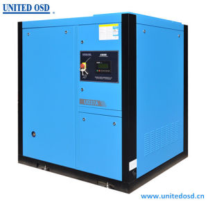 50HP 2bar 3bar Low Noise Pressure Compressor for Industry