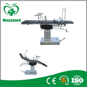 My-I004 Medical Hydraulic Operating Bed pictures & photos