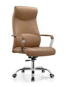 Modern Executive Swivel Artificial Leather Boss Chair (HF-A392) pictures & photos