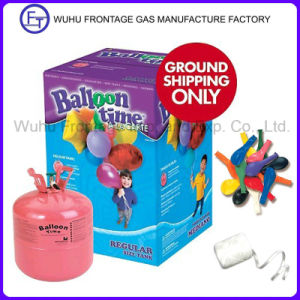 Helium Gas Canister for Happy Time pictures & photos