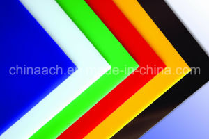 Cast Acrylic PMMA Sheet Professional Factory Supplier