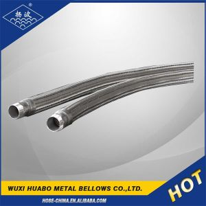 Stainless Steel Corrugated Braided Hose pictures & photos