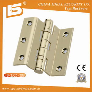 High Quality Iron Door Hinge (B-2525-2BB) pictures & photos
