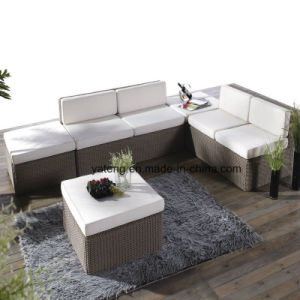China Popular New Simple Design Round Rattan Outdoor Furniture