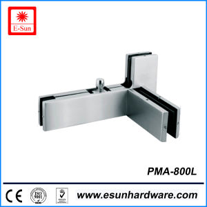 High Quality Aluminium Alloy Glass Door Clamp Fitting Lock pictures & photos