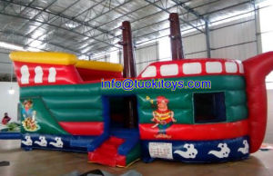 Brend New Inflatable Closed Inflatable Trampolines (CIT) with CE Certificate (A020)