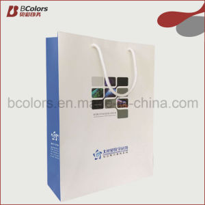high quality new design paper bag for garment packaging