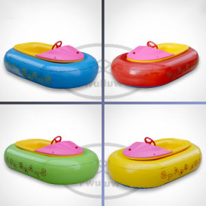 Customized Model Battery Powered Pool Bumper Boat pictures & photos