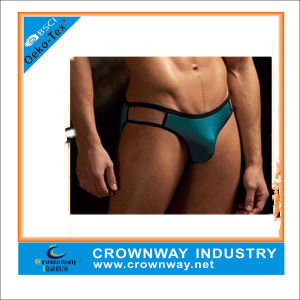 Lingerie Colorful Fashion Sex Brief for Men (CW-MU-27) pictures & photos