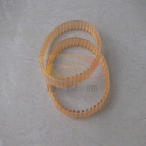 Orange PU Endless Htd3m Timing Belt pictures & photos