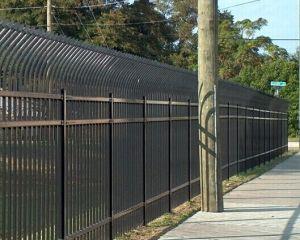 Galvanized Steel Fence Gate Designs