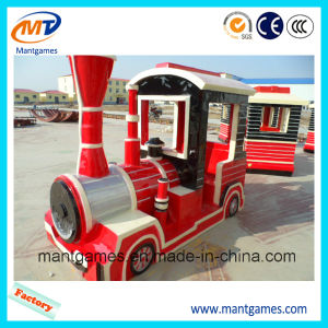 12 Seats Antique Electric Track Train with Ce Approved