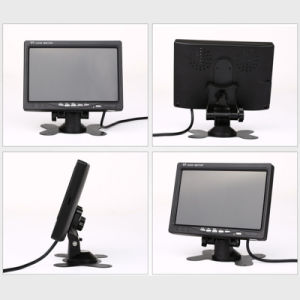 New Arrival VGA USB Input Small Size 8 Inch POS Use Touch Screen Monitor pictures & photos