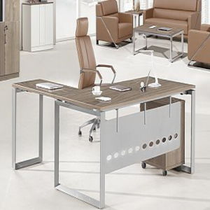 L Shape Executive Desk China Office Furniture (HY-BT17) pictures & photos