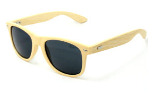 Latest Style Custom Bamboo Sunglass pictures & photos