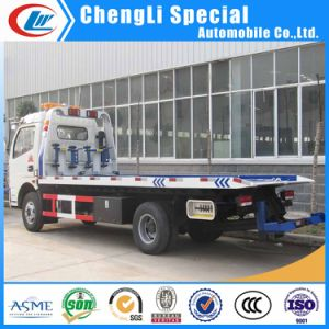 Heavy Duty Dongfeng One Carry Two Recovery Truck for Sale pictures & photos