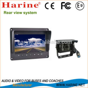 "7"" 800X480 400CD/M2 Car Bus Coach Rear View Monitor pictures & photos"