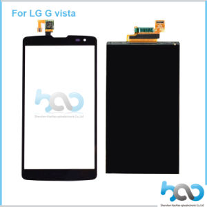 Mobile Phone Accessories Touch Panel Digitizer LCD Display Screen for LG G Vista