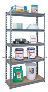 Metal Rack Storage Shelf (9040-100) pictures & photos