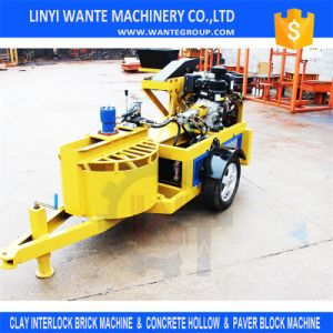 Wt1-20m Clay Brick Machine South Africa pictures & photos
