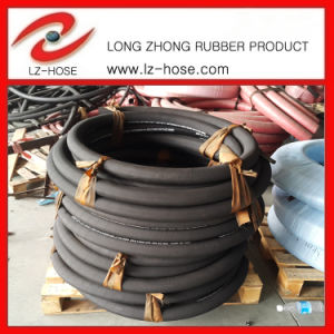 "SAE 100r2at 3"" High Pressure Oil Rubber Hose"