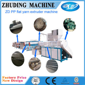 Ce Standrad Plastic Monofilament Extrusion Machine pictures & photos