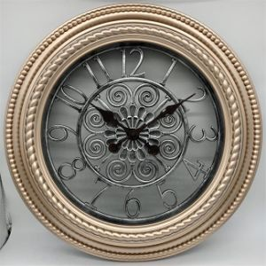 20 Inch Home Decor Living Room Retro Wall Clock