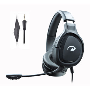 New Private Gaming Headset Wired Headphone with Microphone Computer Earphone for PS 4 and X Box Headphone