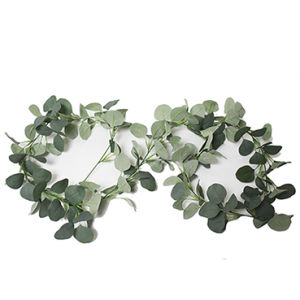 Silver Dollar Eucalyptus Garland