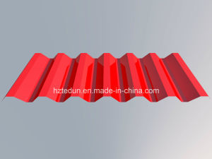 Prepainted Steel Sheet for Roofing (luminous red3024) pictures & photos
