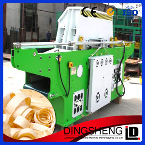 High Efficiency Wood Log Shaving Making Machine pictures & photos