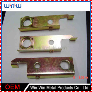 CNC OEM Small Precision Sheet Metal Stamping Part pictures & photos
