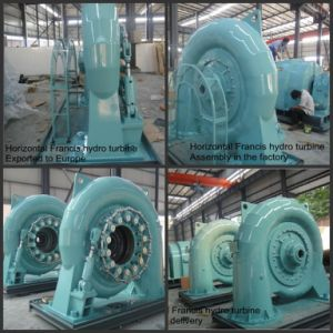 Horizontal Turbine pictures & photos