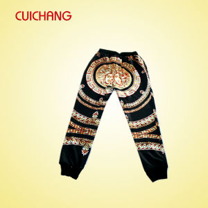 2015hot Sale Custom Sublimation Fashion Jogger Pants