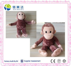 Hot Selling Cute Brown Monkey Plush Toy pictures & photos