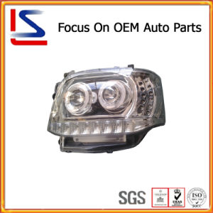 High Quality Auto White New Model Head Lamp for Hiace′11 pictures & photos
