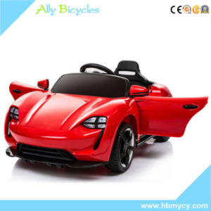 Ride on 12V Electric Kids Car Ride Remote Control MP3 Children′s Electric Car pictures & photos