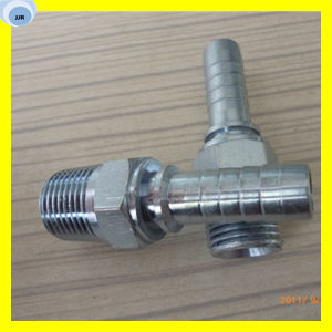 Crimping Hose Fitting O Ring Bsp Fitting 12211 pictures & photos