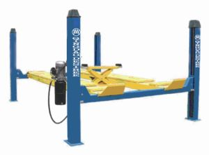 Dfpa609 Four Post Hydraulic Lift Used for Aligment