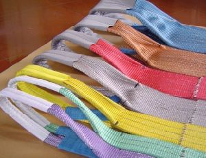 Wholesale 100% Polyester Webbing Sling pictures & photos