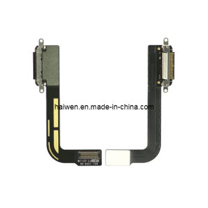 for iPad 3 Dock Connector Charging Port Flex Cable Ribbon Replacement