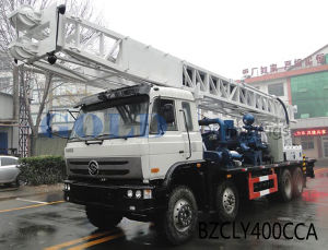 Bzcly400CCA Portable Truck Mounted Water Well Drilling Rig pictures & photos