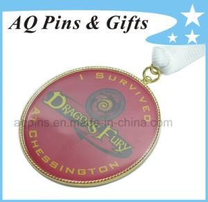 Metal Medal with Digital Printing & Epoxy pictures & photos