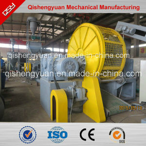 30 Mesh Rubber Powder Tire Shredder Machine to Shredding Waste Tire Rubber pictures & photos