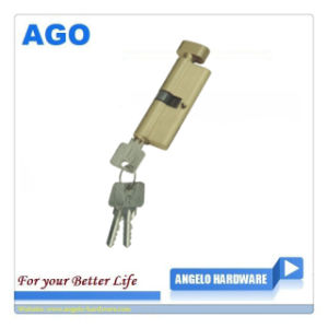 Single Open Brass Cylinder for Bathroom (AG-C11)