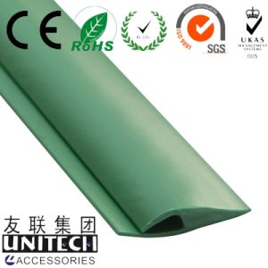 PVC Flooring Reducer Vinyl Carpet Capping End Profile